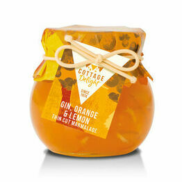 Mini Jar Gin Orange and Lemon Marmalade 113g Gluten Free