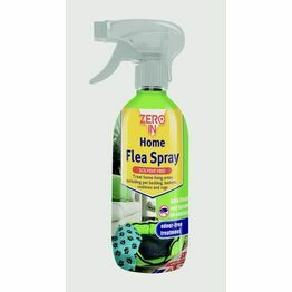 STV Home Flea Killer Spray RTU ZER025