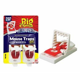 STV Ultra Power Mouse Traps (2) STV148