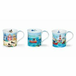 Dunoon Bute Fine Bone China Mug - Shore Life