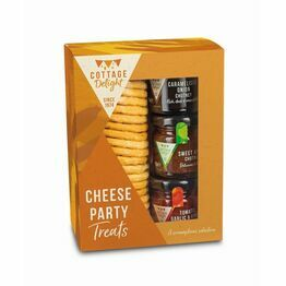 Cheese Party Treats Gift Box