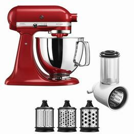 KitchenAid Artisan Stand Mixer Empire Red KSM125BERVEG