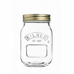 Kilner Screw Top Preserve Jar 500ml