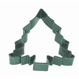 Cookie Cutter Festive Christmas Tree Green