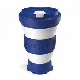 Pokito Pop Up Travel Cup Blueberry