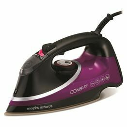 Morphy Richards Comfigrip Pearl Ceramic Steam Iron 303119