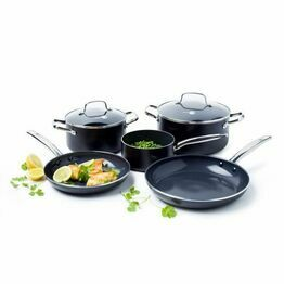 Greenpan Berlin 5 piece Non Stick Induction Cookware Set