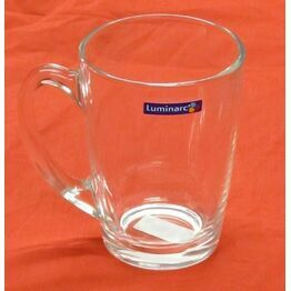Luminarc Clear Glass Morning Mug 33cl