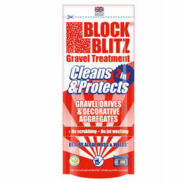 Block Blitz Gravel Treatment