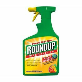 Roundup Fast Action Weedkiller 1ltr Ready to Use