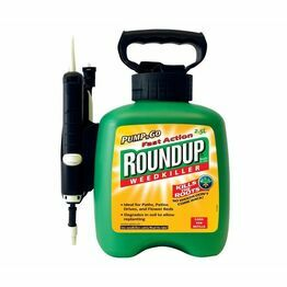 Roundup Fast Action Weedkiller 2.5ltr Ready to Use