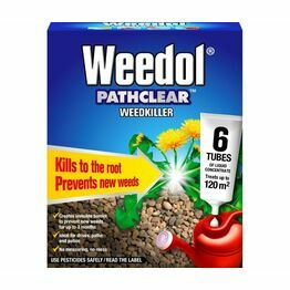 Weedol Pathclear Weedkiller 6 Tubes