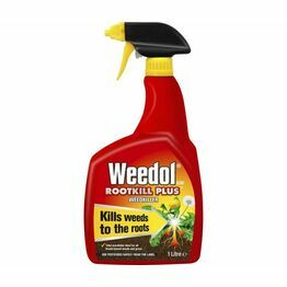 Weedol Rootkill Plus Weedkiller 1ltr Ready to Use