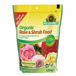 Neudorff Organic Rose & Shrub Food 1.25kg