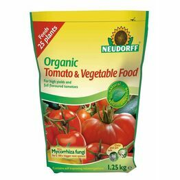 Neudorff Organic Tomato & Vegetable Food 1.25kg
