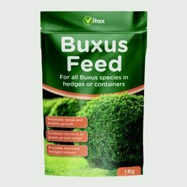 Vitax Buxus Hedge Feed 1kg