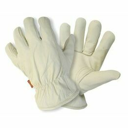 Briers Lined Hide Glove Medium - B0021