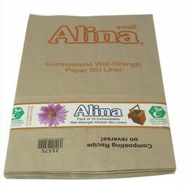 Alina Compostable Bin Liner Small (10)