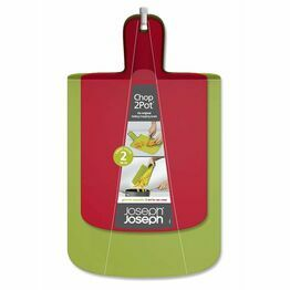 Joseph Joseph Two-Piece Chop2Pot Chopping Board Set