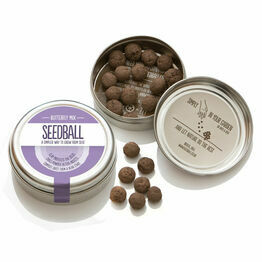 Seedball Tin Butterfly Mix
