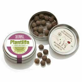 Seedball Tin Plantlife Mix