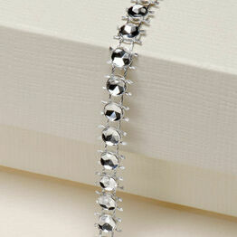 Diamante Effect Chain (Single Row)