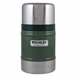 Stanley Food Flask Stainless Steel Vacuum Bottle Green