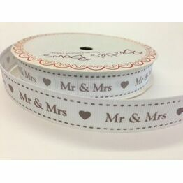 Wedding Ribbon 16mm