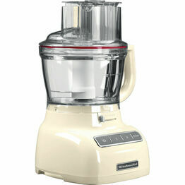 KitchenAid Food Processor 3.1ltr Almond Cream 5KFP1335BAC