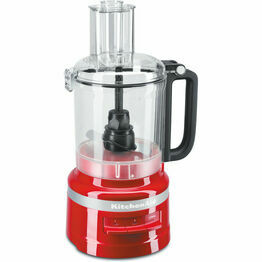KitchenAid Food Processor 2.1ltr Empire Red 5KFP0919BER