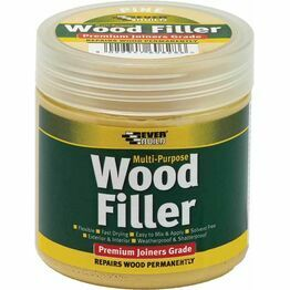 Wood Filler Stainable Light 250ml