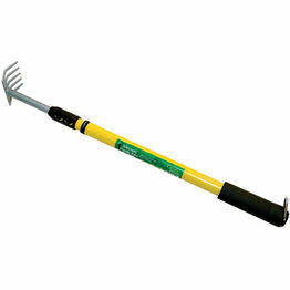 Greenblade Telescopic Garden Rake