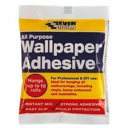 Everbuild Wallpaper Paste 12pint 10 Roll