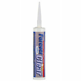 Forever Clear Silicone Sealant 310ml C3 Tube