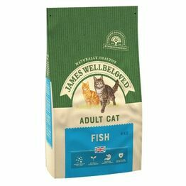 James Wellbeloved Cat Food Fish & Rice