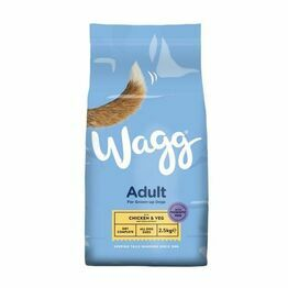 Wagg Complete Dog Food with Chicken & Veg