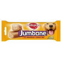 Pedigree Jumbone Medium Dog Chicken (2pc)