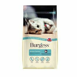 Burgess Kitten Chicken Cat Food