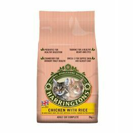 Harringtons Cat Chicken & Rice 2kg