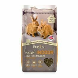 Excel Indoor Rabbit Nuggets 1.5kg