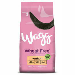 Wagg Complete Wheat Free Chicken