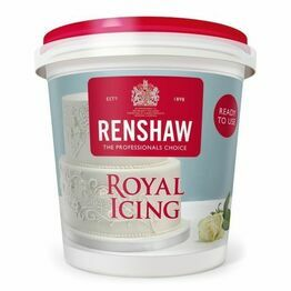 Renshaw Royal Icing Ready to Use 400g