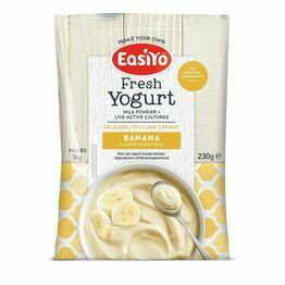 EasiYo Banana Yogurt Mix