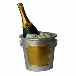 Cake Topper Champagne Ice Bucket TF299