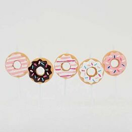 Donuts Cake Candles (5)