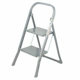 2 Tread Steel Step Ladder