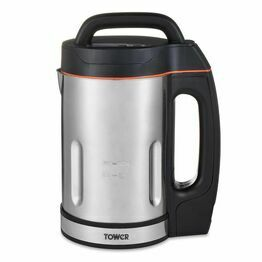 Tower Soup Maker 1.6ltr Stainless Steel T12031