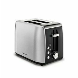 Morphy Richards Equip Brushed 2 slice Toaster 222057