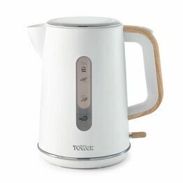 Tower Scandi 3KW 1.7L Rapid Boil Kettle White T10037