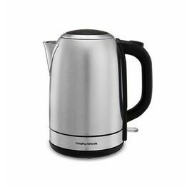 Morphy Richards Equip Stainless Steel Jug Kettle 102779